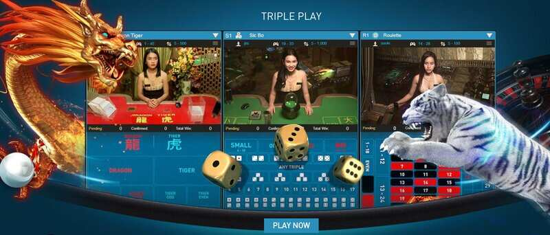 Favorite Live Casino W88 Games with Live Dealers
