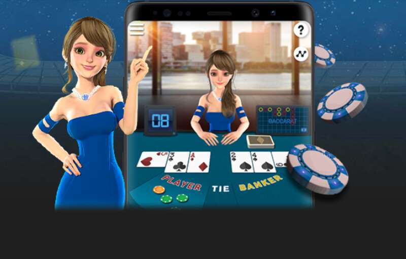Portable Online Gaming with Baccarat Live Online
