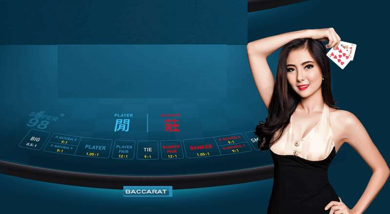 True Las Vegas Experience with Baccarat Live