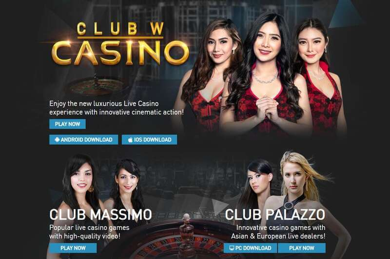A Wide Range of Clubs at ClubW88 for Your Different Preferences