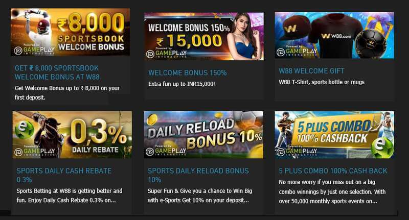 Deposit Bookie88 and Collect Awesome Rewards