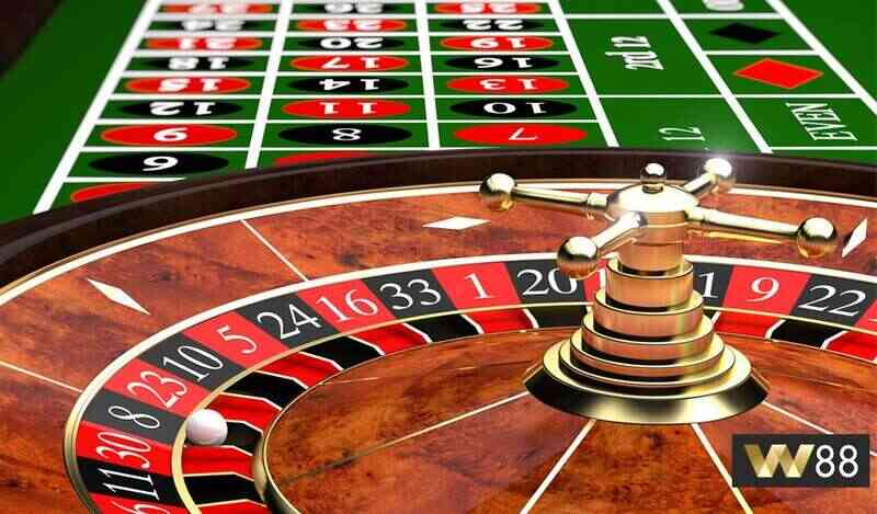 Profitable Leisure with W88's Roulette Online Game