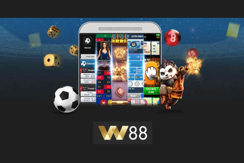 W88 Mobile Leisure Extravaganza with Roulette Game Live