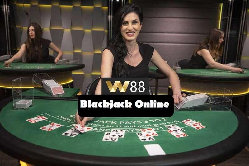 Blackjack Online Feature