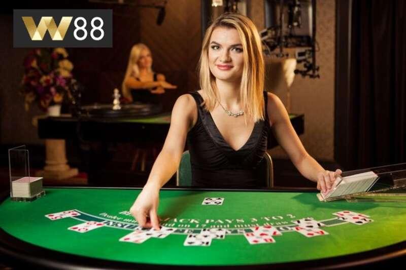 Why Play Blackjack Live in W88